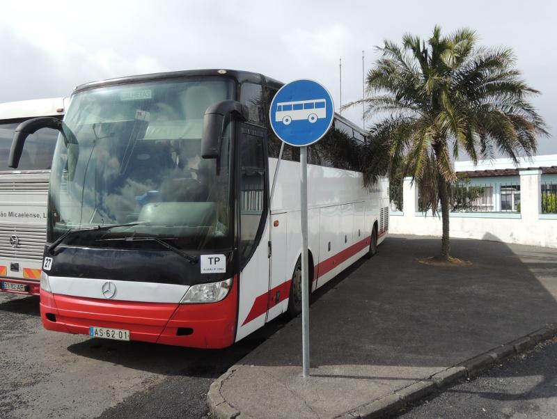 Bus von AVM