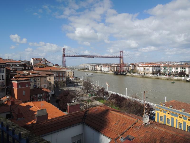 Puente Colgante in Portugalete