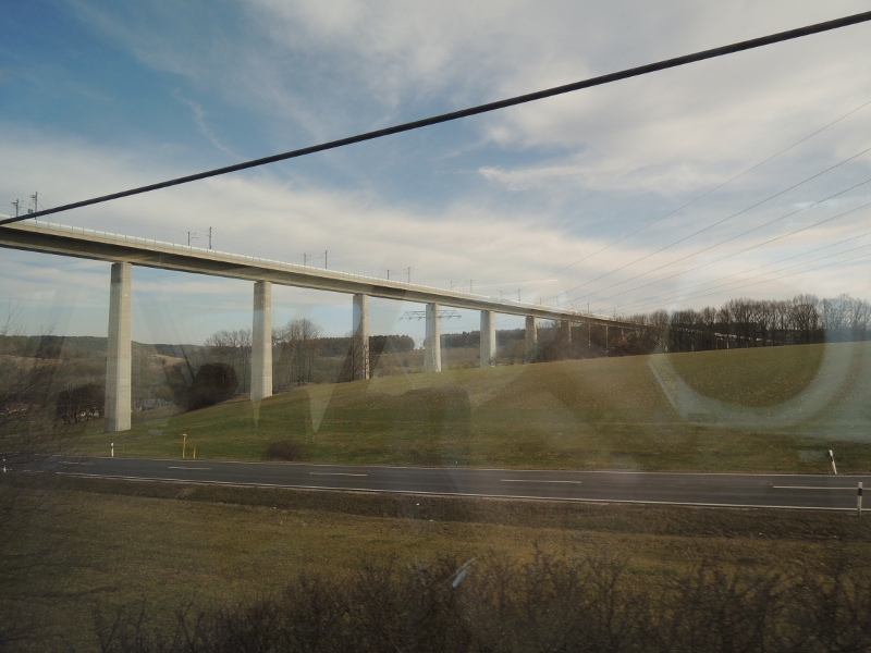Grümpentalbrücke der NBS Ebensfeld - Erfurt