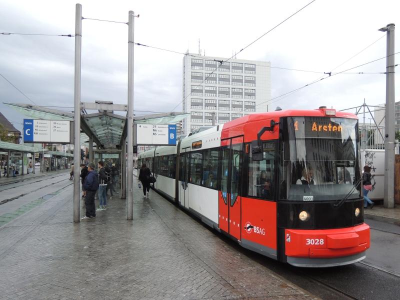 GT8N der BSAG