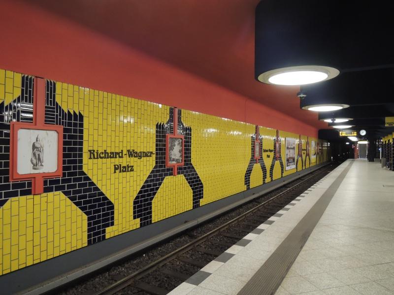 U-Bahnhof Richard-Wagner-Platz