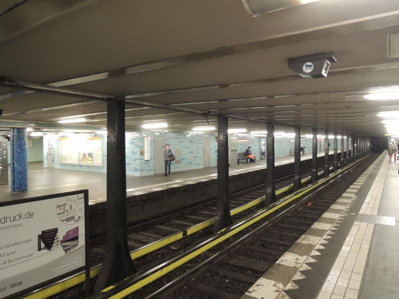 U-Bahnhof Ernst-Reuter-Platz