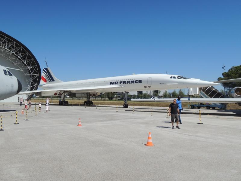 Concorde im Aéroscopia