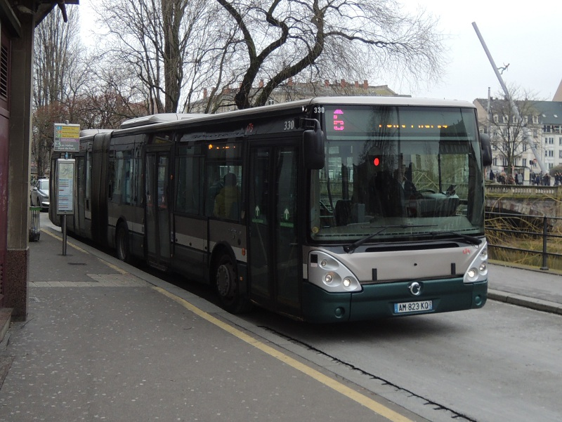 Irisbus-Gelenkzug