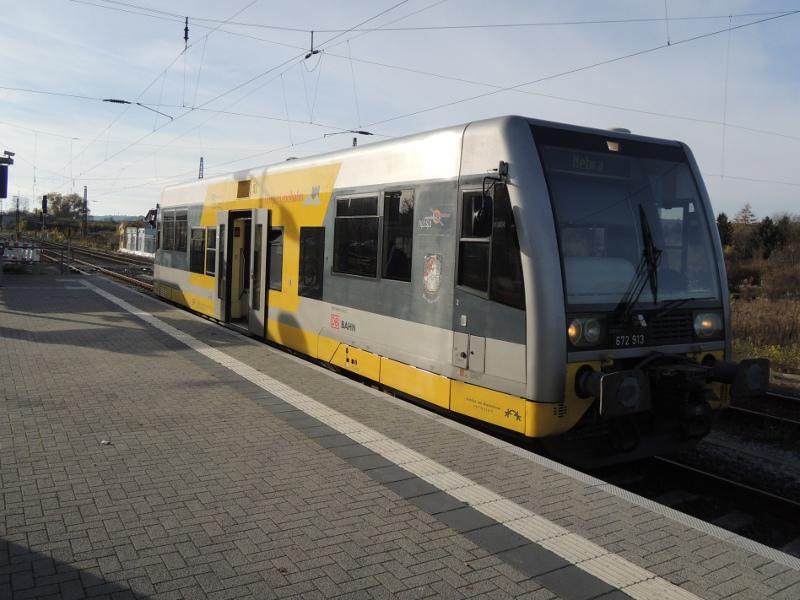 LVT/S der Burgenlandbahn