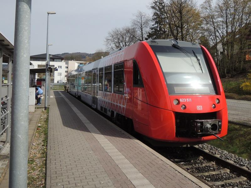Süwex-623 in Fürth (Odenwald)