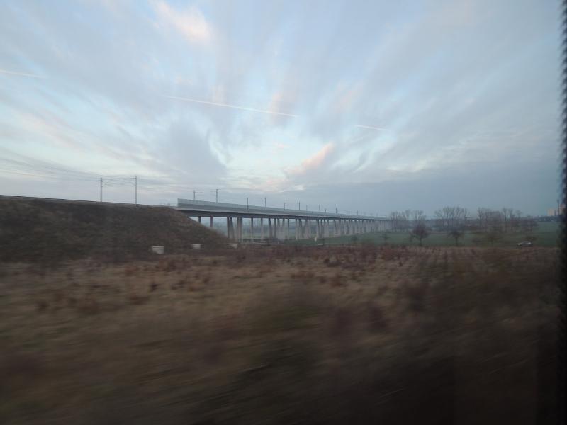 Gänsebachtalbrücke der VDE 8.2