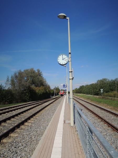 Bahnhof Trossingen