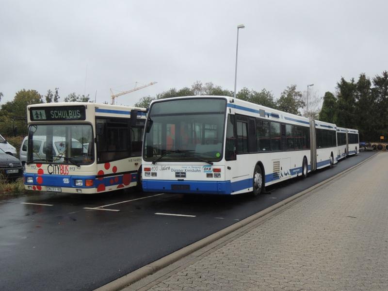 Busse der Dürener Kreisbahn
