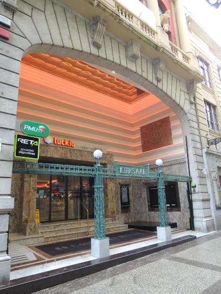 Stadtansicht von Donostia-San Sebastián