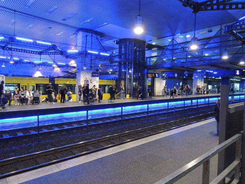 U-Bahnhof Essen Hbf