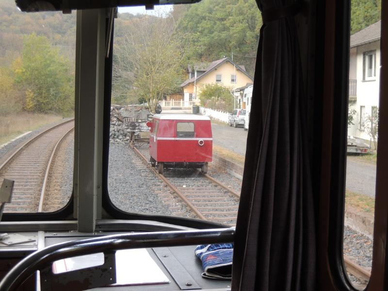 Schienentaxi der Kasbachtalbahn