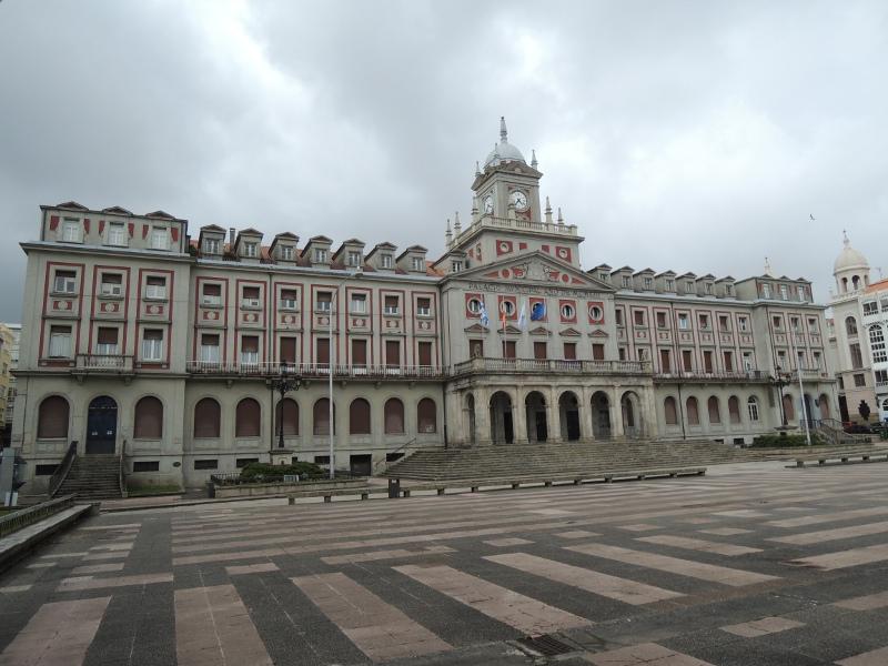 Rathaus von Ferrol