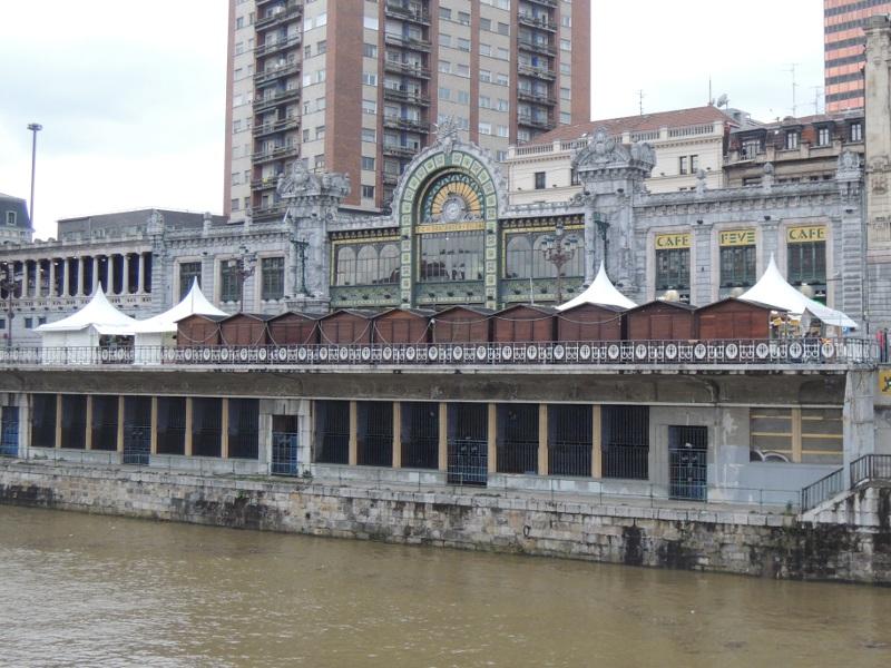 Feve-Bahnhof La Concordia in Bilbao