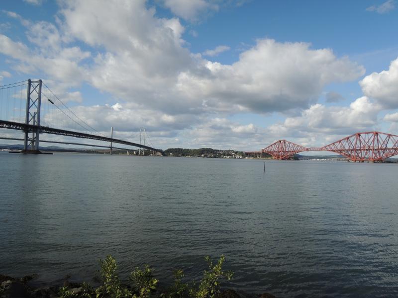 Brücken über den Firth of Forth