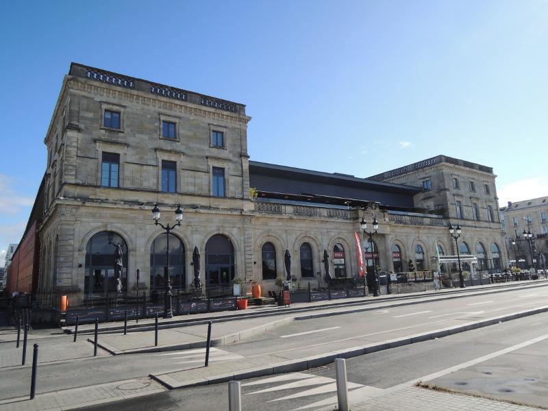 Gare d'Orléans in Bordeaux