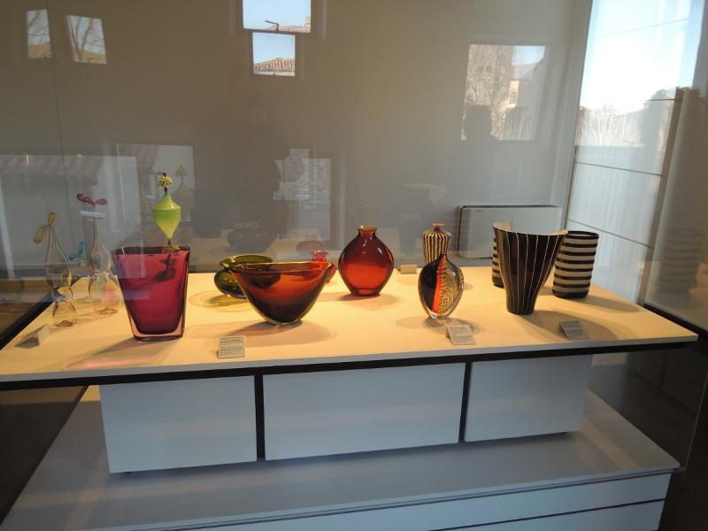 Im Glasmuseum auf Murano