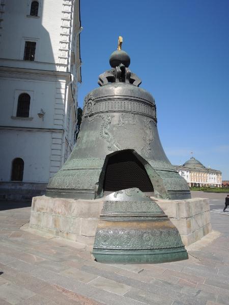 Zarenglocke im Moskauer Kreml