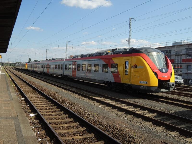 Neue HLB-Coradias in Hanau