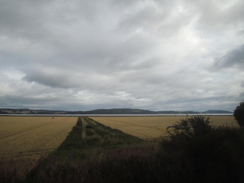 Landschaft bei Inverness