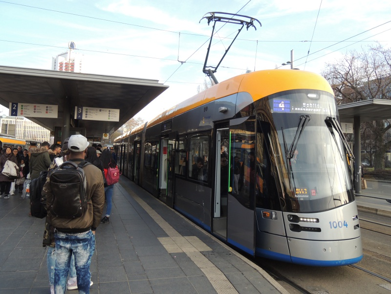 Leipziger Version des Solaris Tramino