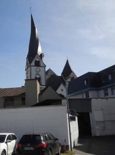 St.-Clemens-Kirche in Mayen