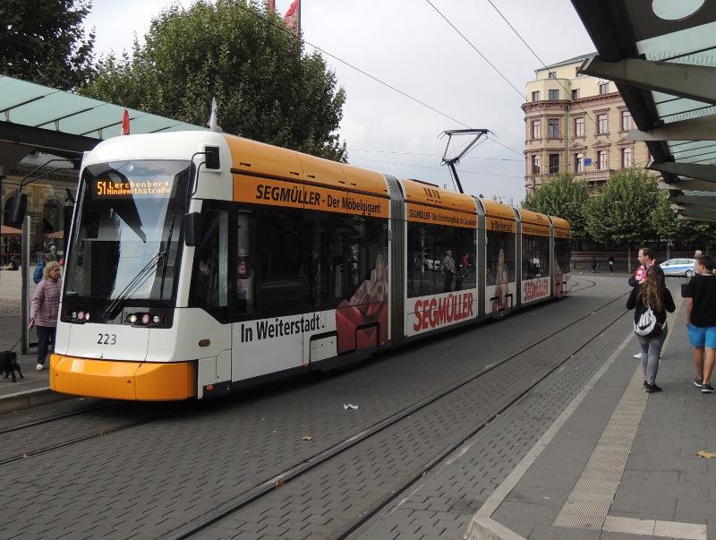 MVG-Variobahn