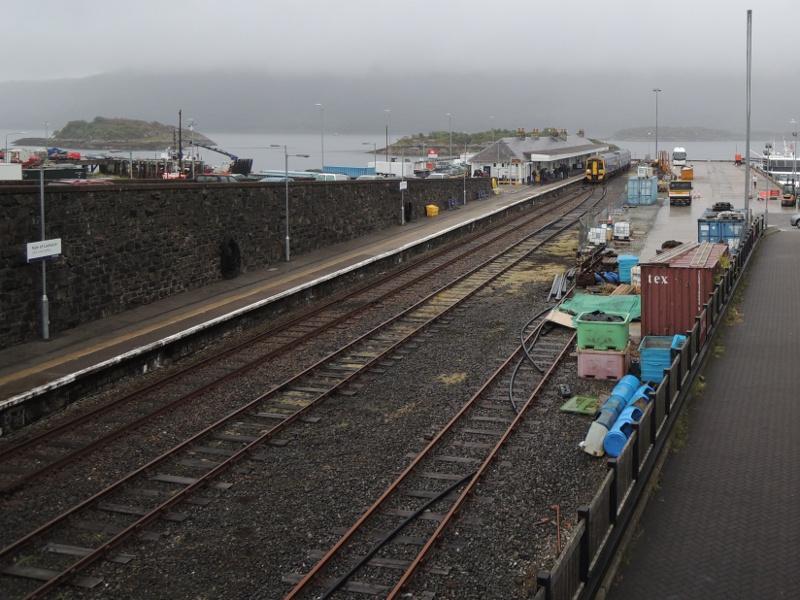 Bahnhof Kyle of Lochalsh