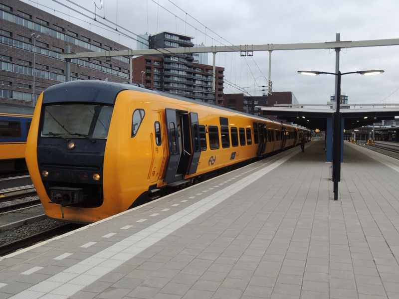 NS-DM90 in Enschede