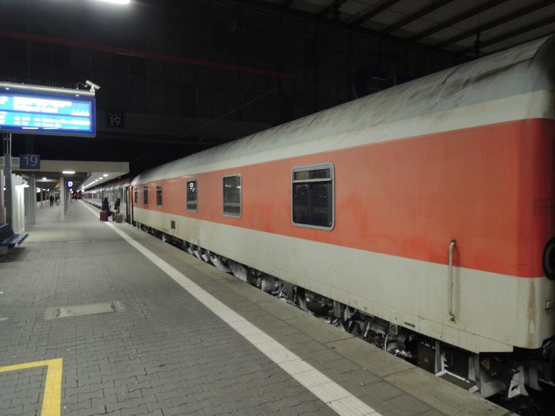 ÖBB-Schlafwagen, ex DB