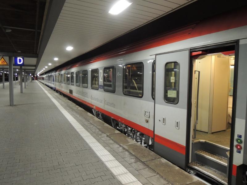 ÖBB-Liegewagen
