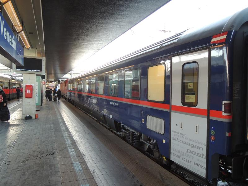 Nightjet-Wagen