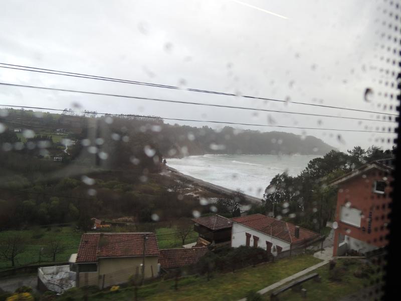 Landschaft zwischen Oviedo und Ferrol
