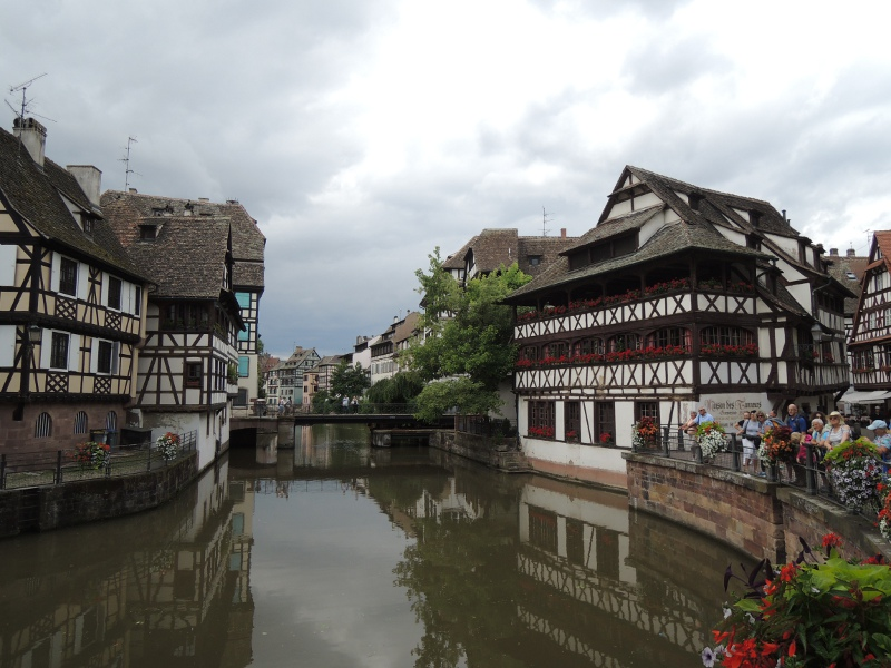 Petite France in Straßburg