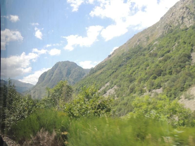 Pyrenäenlandschaft