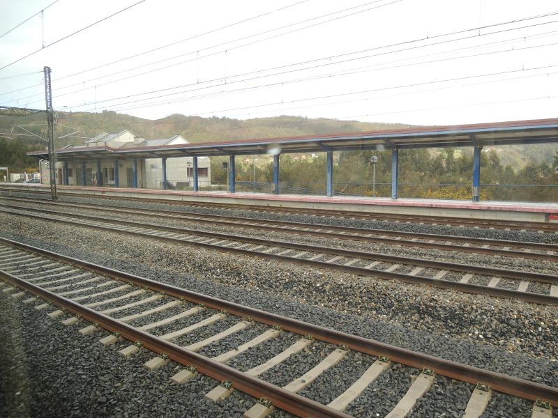 Bahnhof Cerceda-Meirama