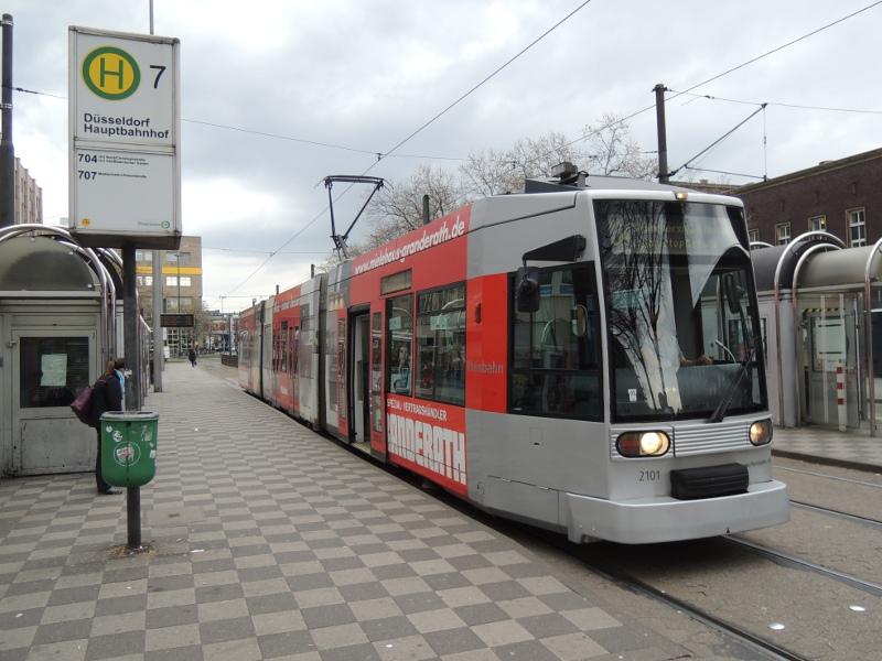 NF6 der Rheinbahn