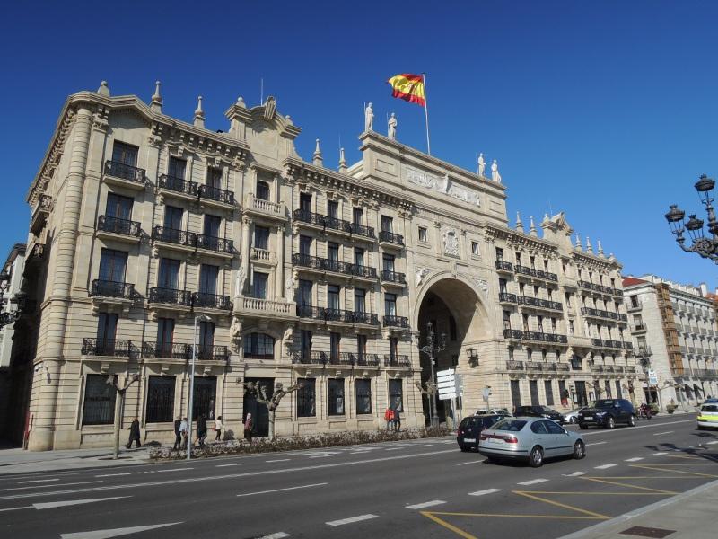 Hauptsitz der Banco Santander
