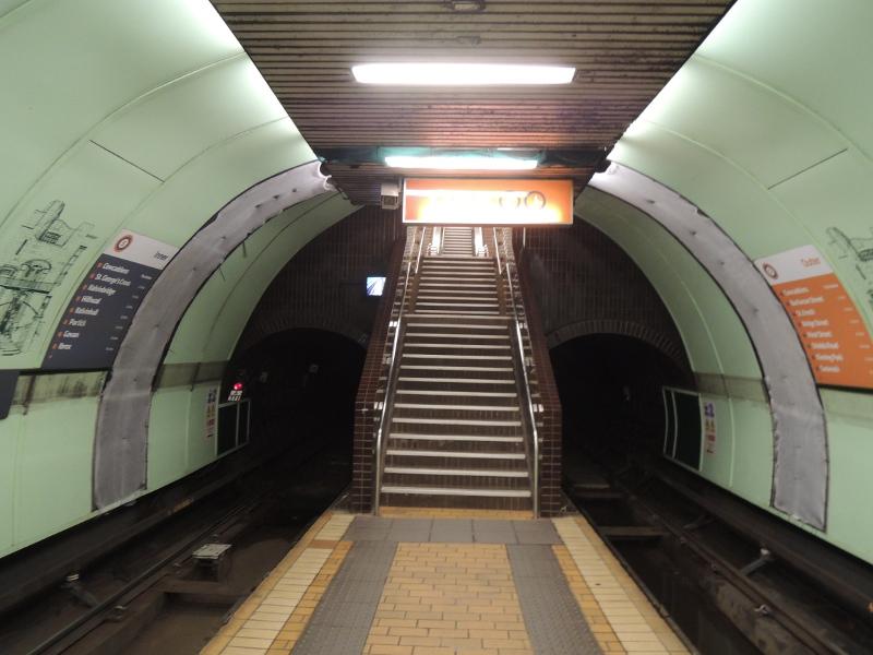 U-Bahnhof Cowcaddens