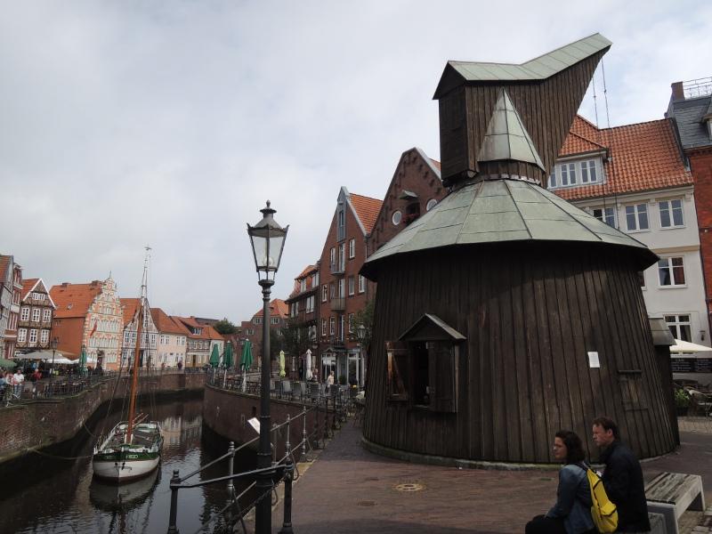 Impression aus der Stader Altstadt
