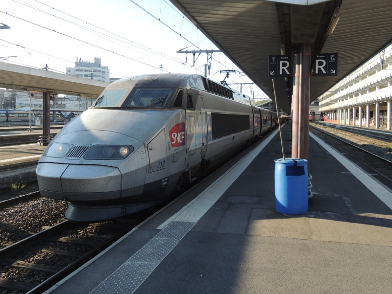 TGV Atlantique 312