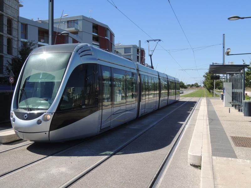 Straßenbahn in Toulouse