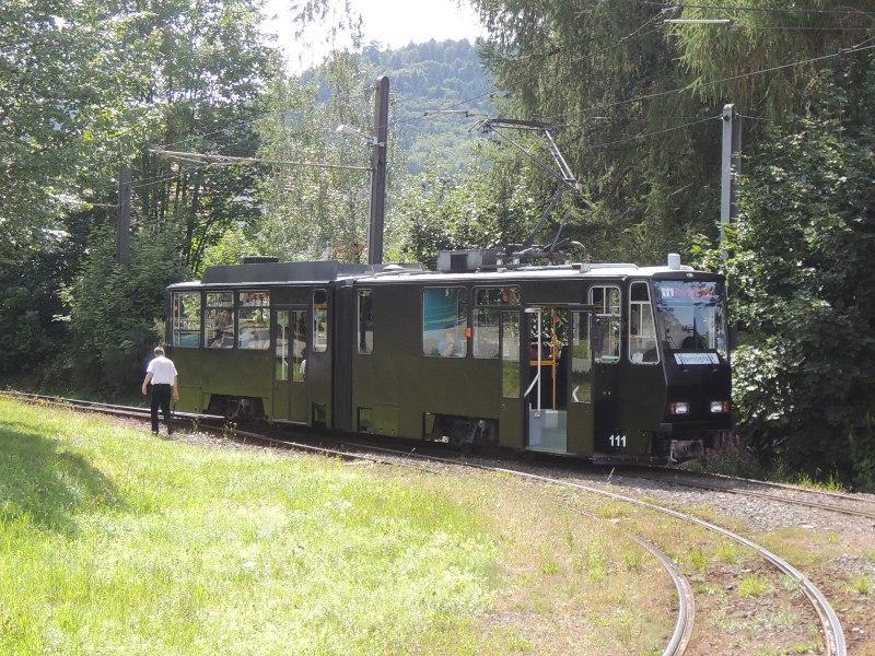Partybahn der TWSB