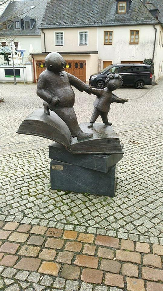 Vater und Sohn von e.o.plauen