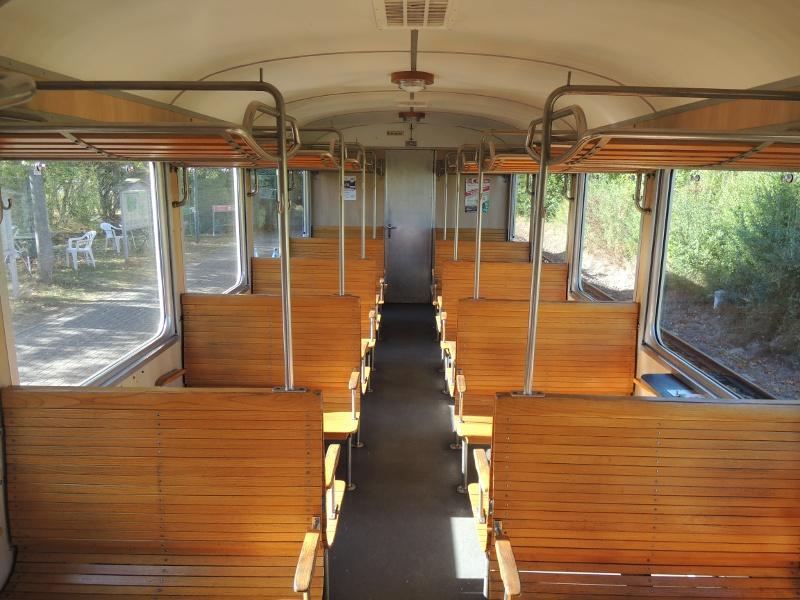 2.-Klasse-Wagen der Vulkaneifelbahn