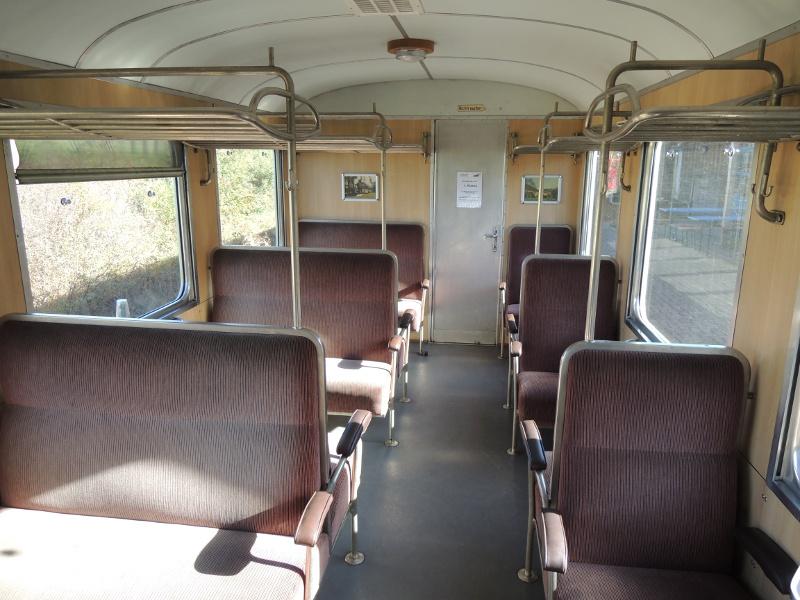 1.-Klasse-Wagen der Vulkaneifelbahn