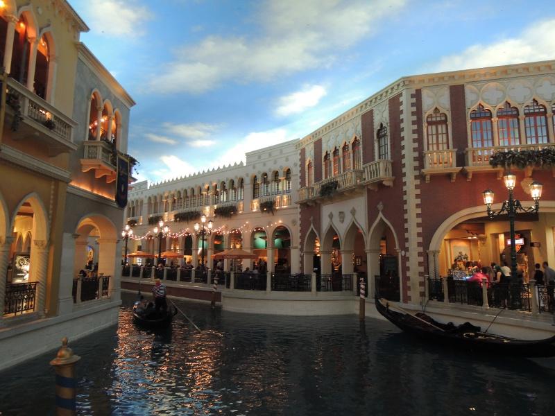 Im Venetian in Las Vegas